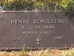 Henry Scholtens