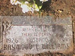 Raymond L Williams