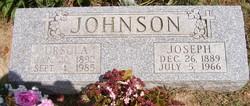 Ursula <i>Shear</i> Johnson