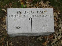 Sr Lenora Pesky