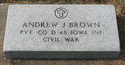 Andrew J Brown