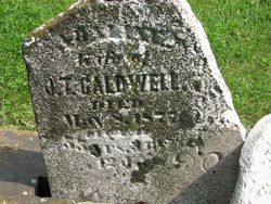 Wife of J.T. Caldwell