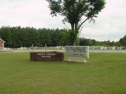 Mount Vernon Baptist Church Cemetery (Vale)