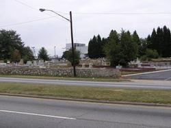 Jones Memorial Cemetery