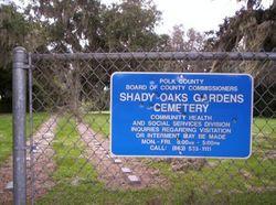 Shady Oaks Gardens