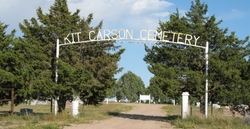 Kit Carson Cemetery