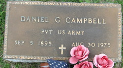 Daniel George Campbell