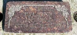 Elva Bernice <i>Hatch</i> Abplanalp