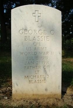 George C Blassie