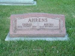 Bertha Ahrens