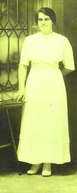 Elsie Mae <i>Griffin</i> Crippen