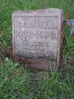 Pvt Samuel Amy