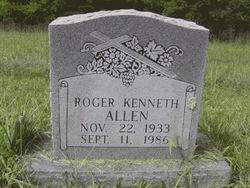 Roger Kennith Allen