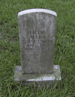 Lillie <i>Jones</i> Allen