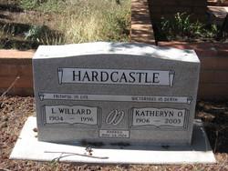 L Willard Hardcastle
