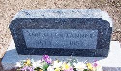 Ann Allen Tanner