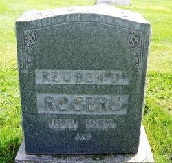 Reuben D Rogers