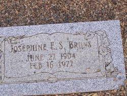 Josephina E S Bruns