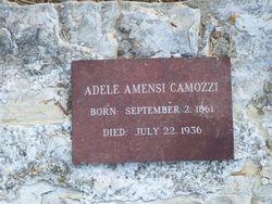 Adele <i>Amensi</i> Camozzi