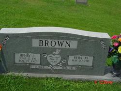 Henry J Brown