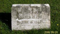 Ralph L. Jones
