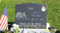 Roy A. Tom Cleary