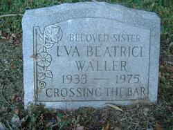 Eva Beatrice Waller