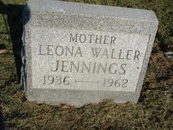 Leona <i>Waller</i> Jennings