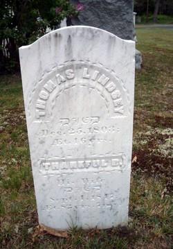 Thomas Lindsey, Jr