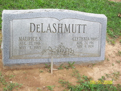 Clynthia Violet Poots <i>Hahn</i> DeLashmutt