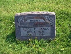 Alice C Banks