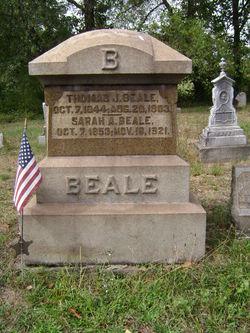 Thomas Jefferson beale