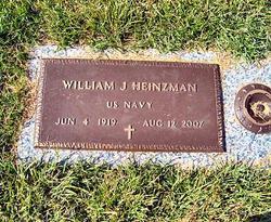 William J. Heinzman