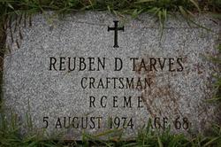 Reuben D. Tarves