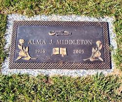 Alma J. Middleton