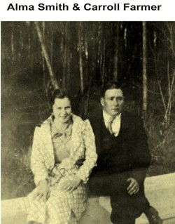 Alma Annette <i>Smith</i> Farmer