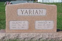 Harold W. Yarian