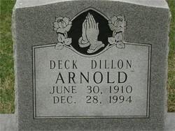 Deck Dillion Arnold