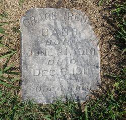 Grace Irene Babb