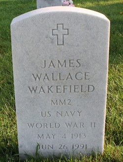James Wallace Wakefield