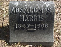 Absalom S Harris