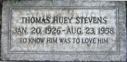 Thomas Huey Stevens