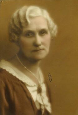 Minerva Jane <i>Gray</i> Ahlander