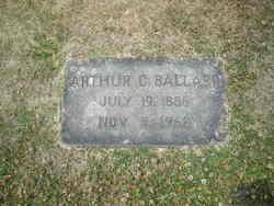 Arthur C Ballard