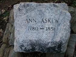 Ann <i>Outlaw</i> Askew