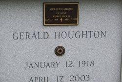 Gerald Houghton Gerry Cross