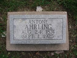 Antone Ahrling
