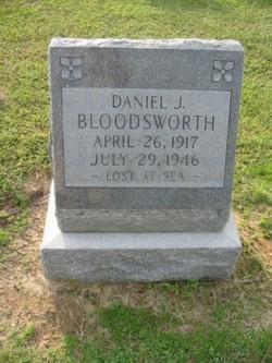 Daniel J. Bloodsworth
