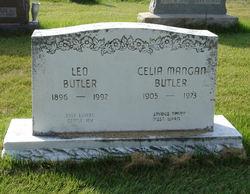 Celia <i>Mangan</i> Butler