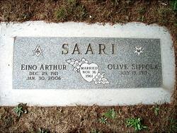 Eino Arthur Saari